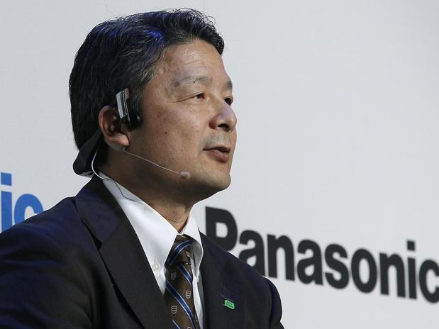 Presidente Da Panasonic